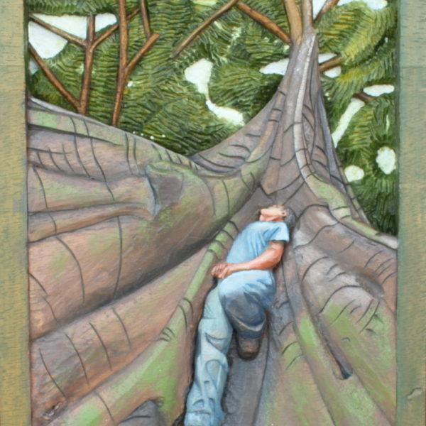 25-under-the-baobab-28cm-x-41cm-x-3-5cm-relief-sculpture-jelutong-wood-artists-oils-michael-swanepoel-768x1141