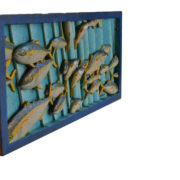 26-yellowtail-for-the-divers-57-5cm-x-28cm-x-3-5cm-relief-sculpturejelutong-wood-artists-oils-michael-swanepoel-side-view-left-600x600