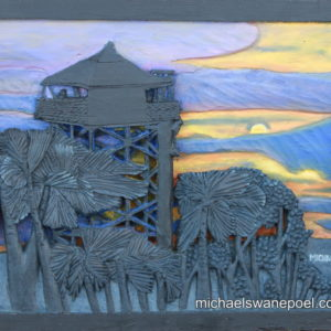 34-driehoek-oshakati-38cm-x-30cm-x-3-5cm-relief-sculpture-jelutong-wood-artists-oils-michael-swanepoel-800x645