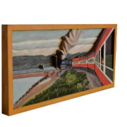 36-outeniqua-choo-choo-over-knysna-lagoon-65cm-x-30cm-x-3-5cm-relief-sculpture-jelutong-wood-artists-oils-michael-swanepoel-side-view-left-600x600