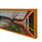 36-outeniqua-choo-choo-over-knysna-lagoon-65cm-x-30cm-x-3-5cm-relief-sculpture-jelutong-wood-artists-oils-michael-swanepoel-side-view-right-600x600