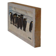 37-king-penguin-33cm-x-17cm-x-3-5cm-relief-sculpture-jelutong-wood-artists-oils-michael-swanepoel-side-view-right-600x600