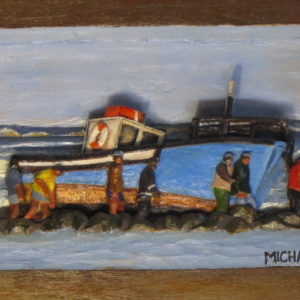 21-stella-run-aground-23cm-x-17cm-x-3cm-relief-sculpture-jelutong-wood-artists-oils-michael-swanepoel-800x577