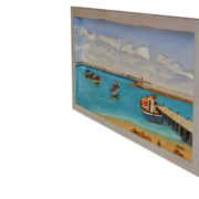 23-struisbaai-harbour-52cm-x-24cm-x-3-5cm-relief-sculpture-jelutong-wood-artists-oils-michael-swanepoel-side-view-right-600x600