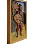 30-zulu-boy-30cm-x-45cm-x-3-5cm-relief-sculpture-jelutong-wood-artists-oils-michael-swanepoel-side-view-left-650x770
