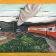36-outeniqua-choo-choo-over-knysna-lagoon-65cm-x-30cm-x-3-5cm-relief-sculpture-jelutong-wood-artists-oils-michael-swanepoel-800x382