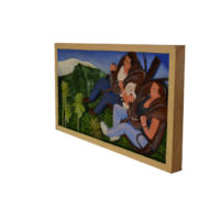 38-the-thrill-of-ratanga-56cm-x-31cm-x-3-5cm-relief-sculpture-jelutong-wood-artists-oils-michael-swanepoel-side-view-right-600x600